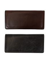 Dual DCr-1041 UK Saddle Long Wallet