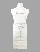 GEORGE WOODALL & SONS Apron